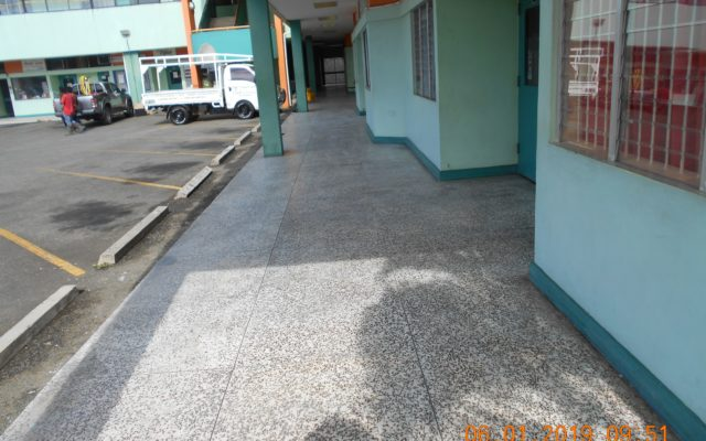Provision of Janitorial Services for Sangster Hill Mall